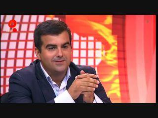 """Duarte Marques no Programa """"O Inferno"""" no Canal Q"""