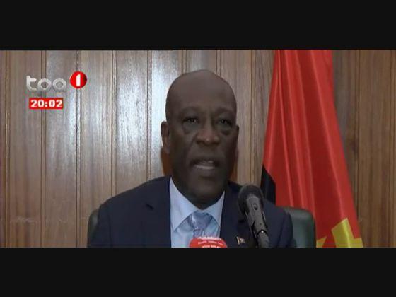 Angola vai ter linha de montagem de tractores agrícolas