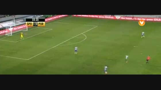 06J :: Sporting - 1 x Porto - 1 de 2014/2015