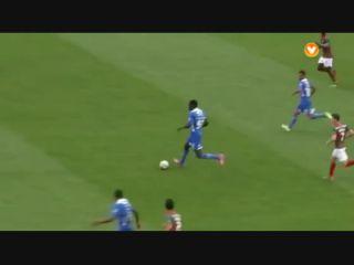 Marítimo 1-2 Gil Vicente - Golo de S. Nwankwo (65min)