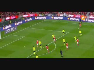 Resumo: Benfica 5-1 Sporting Braga (1 Abril 2016)