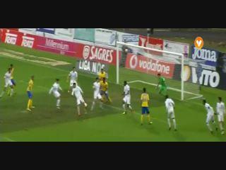 Arouca 2-2 Vitória Guimarães - Golo de Walter González (82min)