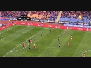 Académica 1-2 Benfica - Golo de K. Mitroglou (39min)