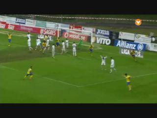 Arouca 2-2 Vitória Guimarães - Golo de Adilson Goiano (90min)