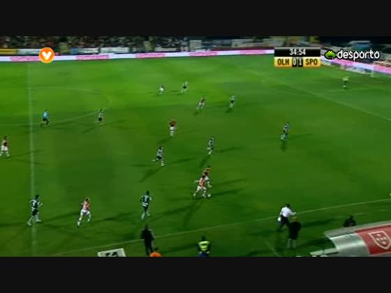 19J :: Olhanense - 2 x Sporting - 2 de 2010/2011