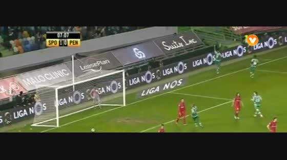 24J :: Sporting - 3 x Penafiel - 2 de 2014/2015