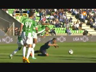 Rio Ave 1-3 Porto - Golo de Ricardo Quaresma (25min)