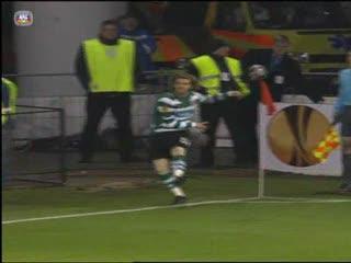 Ventspils - 1 x Sporting - 2 de 2009/2010 Uefa Liga Europa