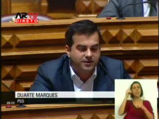 Duarte Marques questiona Ministro da Educação sobre a rede de Ensino Superior
