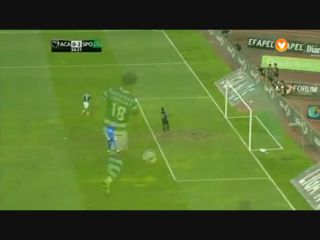 Resumo: Académica 1-3 Sporting CP (30 Agosto 2015)