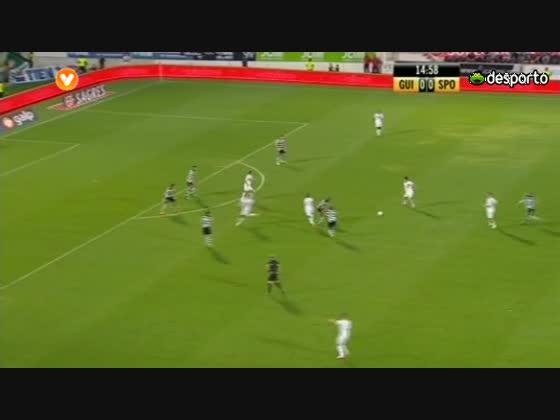 01J :: V. Guimaraes - 0 x Sporting - 0 de 2012/2013