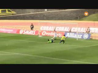 União Madeira 2-2 Vitória Setúbal - Golo de Amilton (21min)
