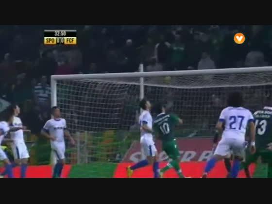 Sporting - 4 x Famalicão - 0 de 2014/2015 Taça de Portugal Q/F