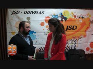 JSD Odivelas TV - Edição Especial - Entrevista a Paulo Colaço