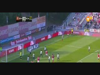 Braga 4-0 Boavista - Gól de N.S. Vukčević (58min)