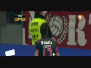 Penafiel 0-3 Benfica - Golo de Jonas (78min)