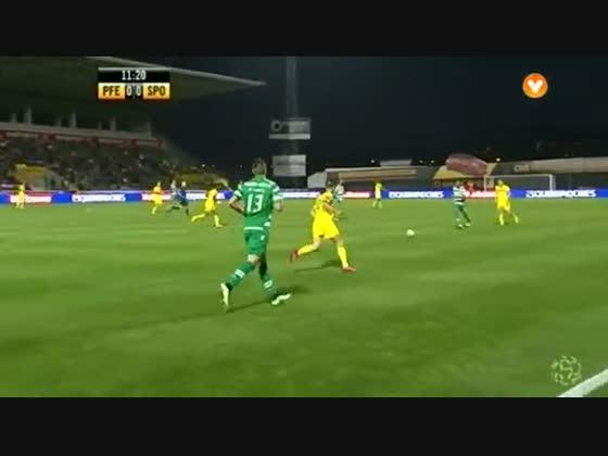 27J :: Paços de Ferreira - 1 x Sporting - 1 de 2014/2015