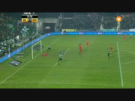 12J :: Gil Vicente - 0 x Sporting - 2 de 2013/2014