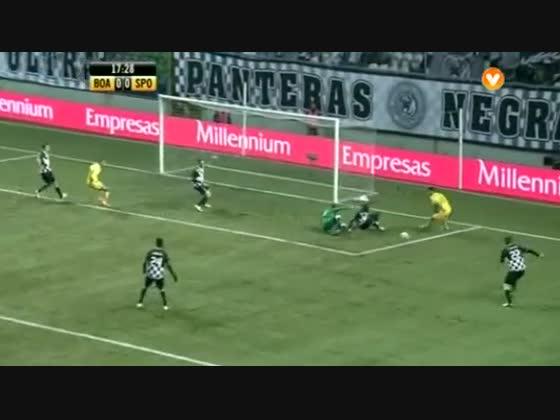 12J :: Boavista - 1 x Sporting - 3 de 2014/2015