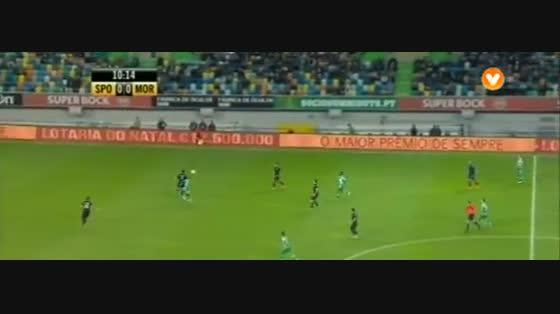 13J :: Sporting - 1 x Moreirense - 1 de 2014/2015
