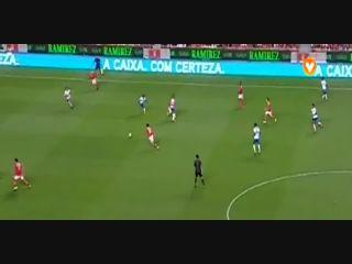 Resumo: Benfica 4-0 Estoril (16 Agosto 2015)