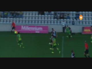 Nacional 3-1 Tondela - Golo de Salvador Agra (75min)