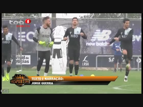 """Na sua melhor forma FC Porto vai mudar a História frente a Juventus? """"Liga dos Campeões 20:45"""""""