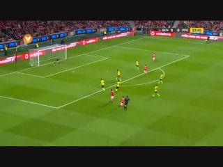 Resumo: Benfica 1-0 Paços de Ferreira (29 Dezembro 2016)