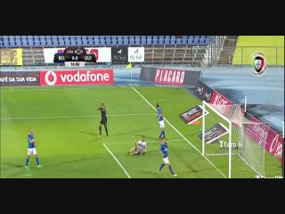 Resumo: Belenenses 1-0 Vitória Guimarães (1 Outubro 2017)