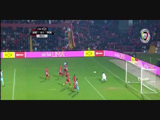 Resumo: Desportivo Aves 1-1 Porto (25 Novembro 2017)