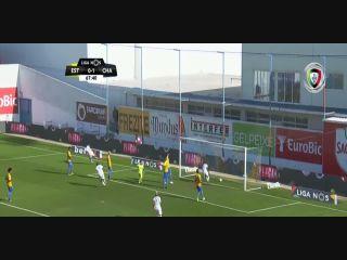 Estoril 0-2 Chaves - Golo de Djavan Ferreira (68min)