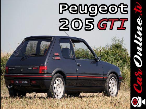 Peugeot 205 GTI 1.9 -
