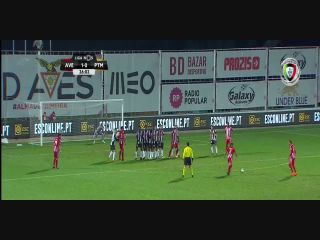 Resumo: Desportivo Aves 3-0 Portimonense (5 Março 2018)