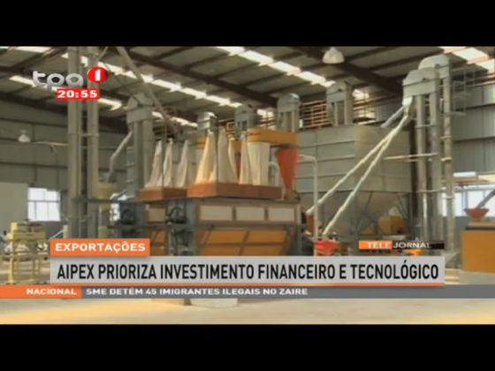 AIPEX prioriza Investimento Financeiro e Tecnológico