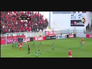Resumo: Moreirense 0-2 Benfica (7 Janeiro 2018)