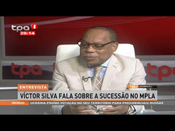 Victor Silva afirma que a proposta do líder do MPLA foi rejeitada