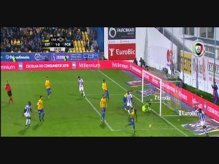 Resumo: Estoril 1-3 Porto (21 Fevereiro 2018)