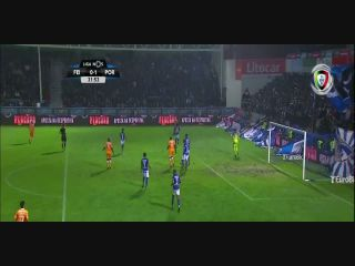 Resumo: Feirense 1-2 Porto (3 Janeiro 2018)