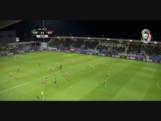 Resumo: Tondela 0-2 Desportivo Aves ()