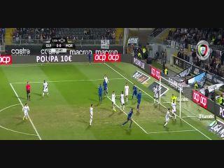 Resumo: Vitória Guimarães 1-0 Moreirense ()