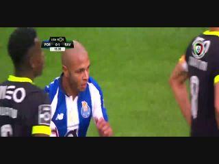 Resumo: Porto 2-1 Rio Ave ()