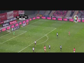Resumo: Sporting Braga 1-0 Boavista ()