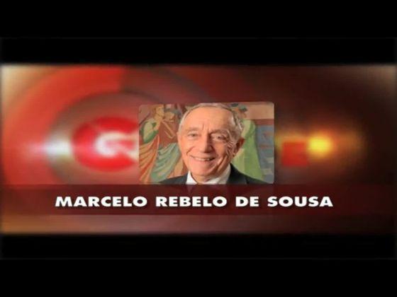 Grande Entrevista - PR de Portugal Marcelo Rebelo de Sousa será entrevistado